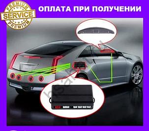 Парктронік на 4 датчика чорний, фото 2