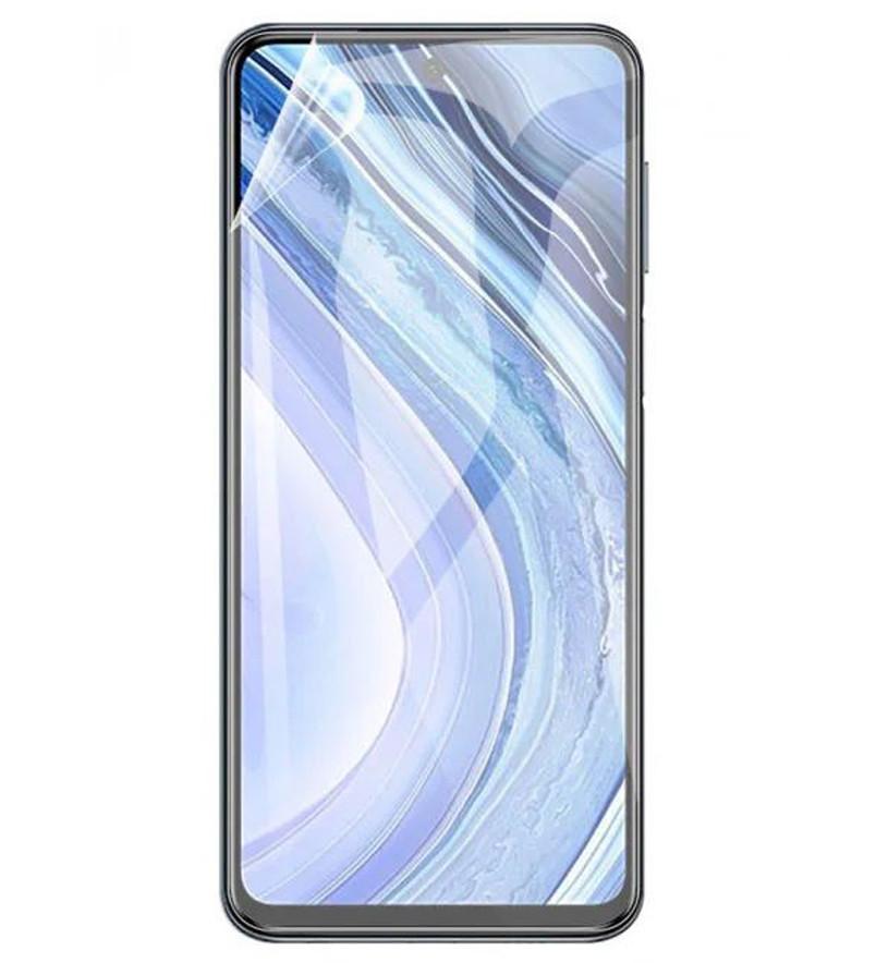 Гидрогелевая пленка для Samsung Galaxy A3 (2017) Матовая противоударная на экран | Полиуретановая пленка