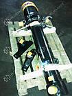 Гідроциліндр 4-х штоковый, фронтальний з вушком (FE129-4-3380) Hyva, фото 10