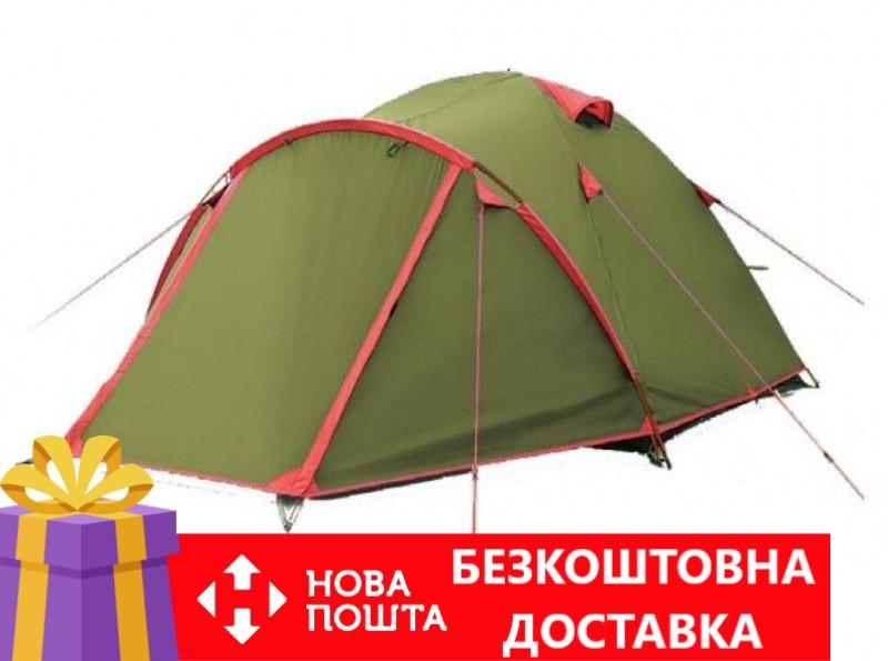 Палатка Tramp Lite Camp 4 (TLT-022)