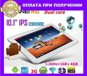 """10,1"""" Sanei N10+GPS+2G/3G 4Ядра +IPS"""