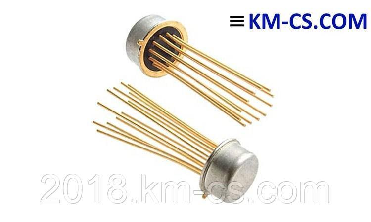 Підсилювач ОУ К140УД501А (Квазар-ІС)