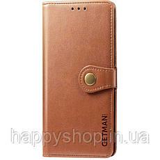 Чохол-книжка GETMAN Gallant для Xiaomi Redmi Note 8T, фото 3