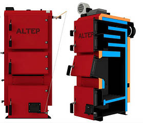 Котлы Длительного Горения Altep Duo Plus, 38 кВт (Механика)