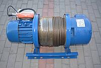 Лебедка электрическая KCD-HD (380В) 2000 кг
