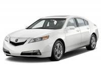 Захист картера двигуна Acura TL 2003-2008