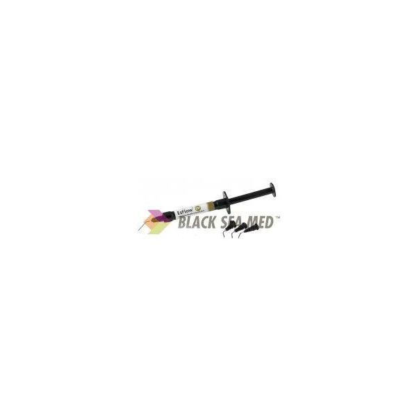 Наногибридные жидкий пломбировочный материал EsFlow LV (Исфлоу ЛО) SPIDENT