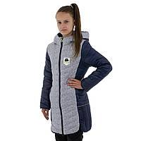 Підліткова весняна куртка для дівчинки ріст 146-158