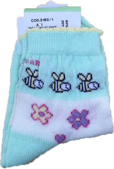 Шкарпетки дитячі LECOBAR Італія API 3160/1