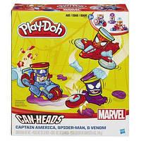 Плей До. Play-Doh Транспортные средства героев Марвел (в ассорт.)