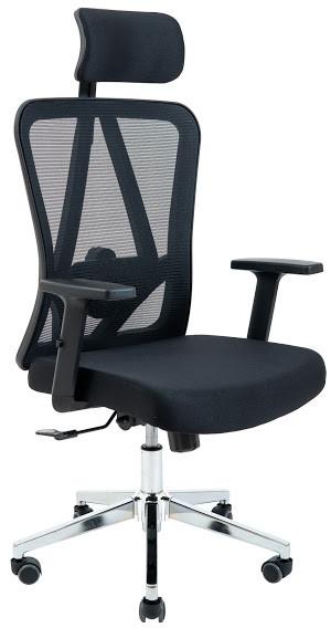 Кресло офисное Тренд Trend крестовина Хром ТМ Richman