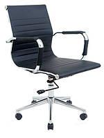 Офисное кресло БАЛИ ЛБ Bali LB Черный ТМ Richman, фото 1