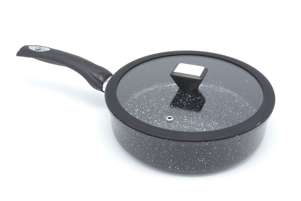 Сковорода з гранітним покриттям (24 см)