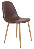 Барный стул Макао Коричневый Кожзам TM Richman