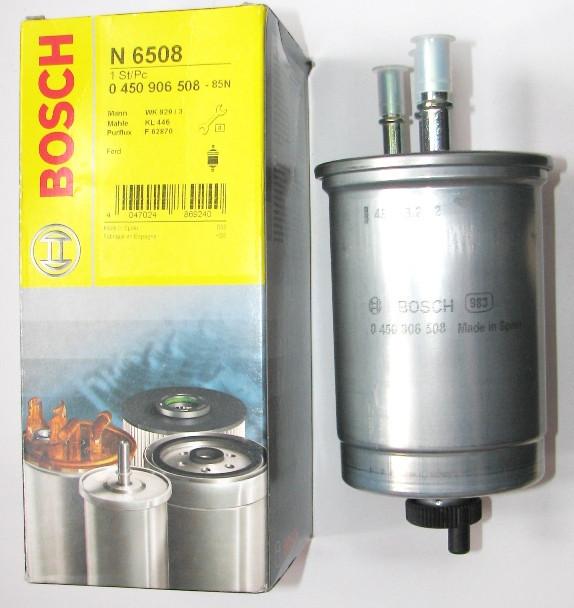 Фильтр топливный Ford  Connect / Tranzit 1.8DI/TDCI