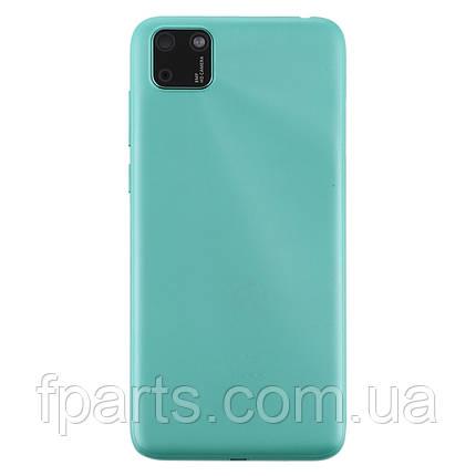 Задня кришка Huawei Y5P 2020 (DRA-LX1) Green, фото 2