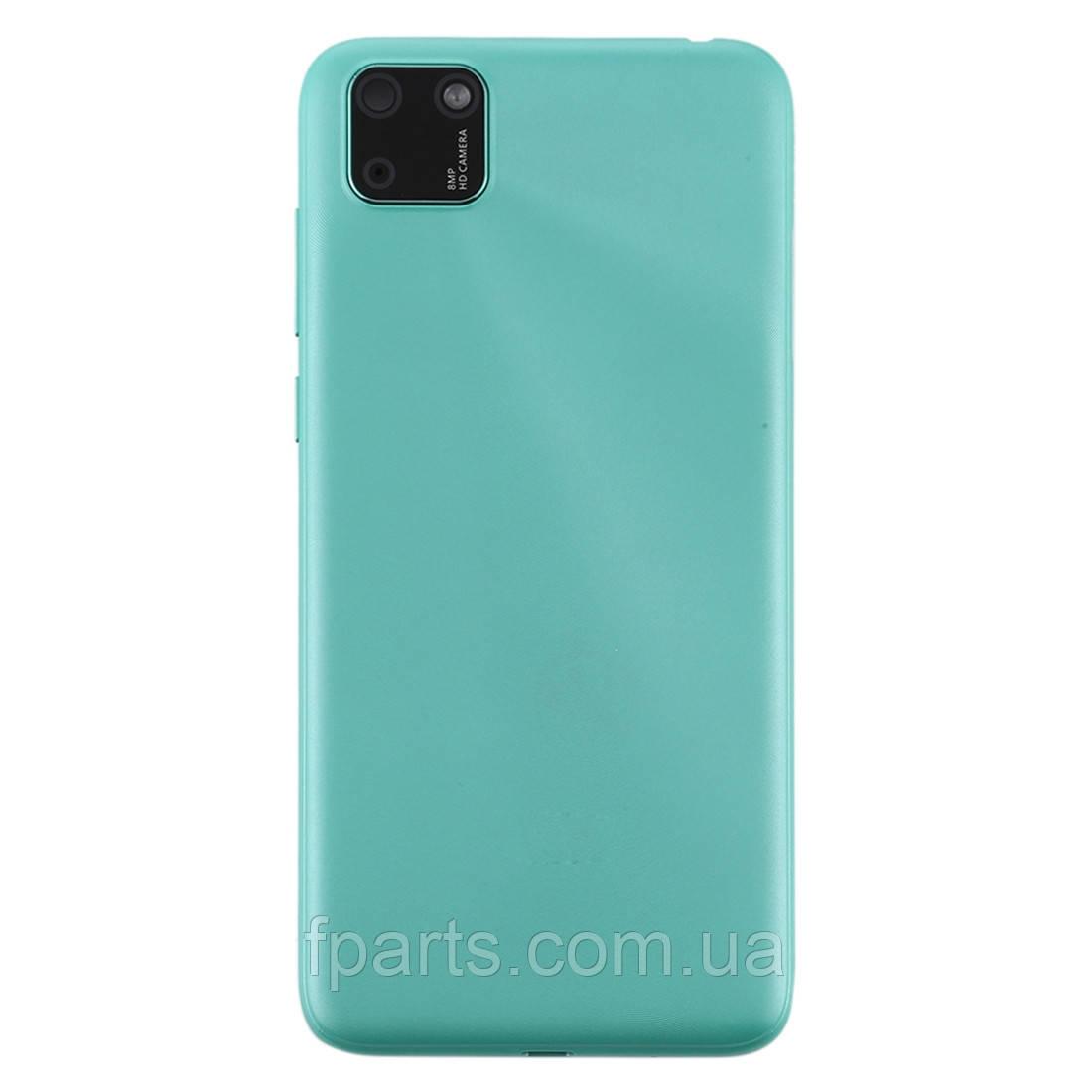 Задня кришка Huawei Y5P 2020 (DRA-LX1) Green