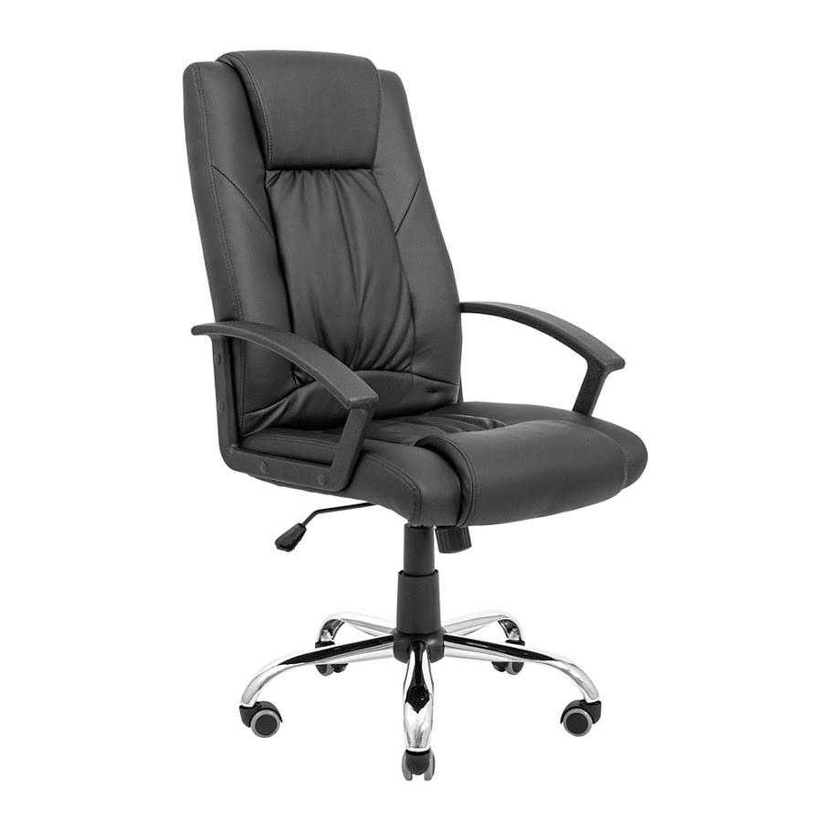 Кресло компьютерное Юта (UTA), крестовина Хром, ТМ Richman