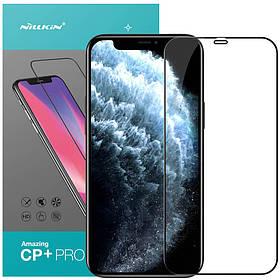 Захисне скло Nillkin Anti-Explosion Glass Screen [CP + PRO] iPhone 12 mini {5.4 *} Black