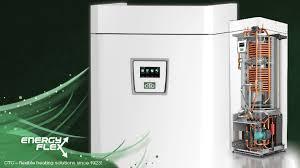 Грунтовый тепловой насос Ecoheat 410, 10 кВт