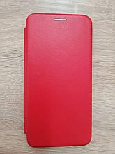 Чехол-книжка Meizu M6T Level Red