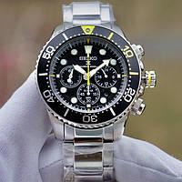 Seiko SSC613P1 Prospex Solar Diver Alarm Chronograph, фото 1