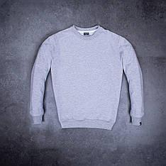 Мужской свитшот Pobedov '001' (серый) L, 50