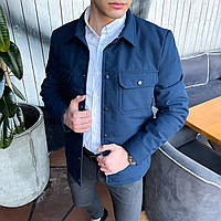 Мужская куртка IPO Pobedov (синяя)