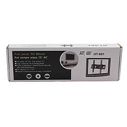 Крепление для ТВ HT 001 15-42