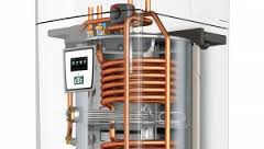 Грунтовый тепловой насос Ecoheat 412, 12 кВт