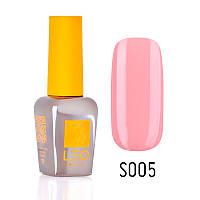 Гель-лак для ногтей LEO seasons №005 Плотный розовый 9 мл