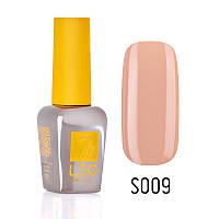 Гель-лак для ногтей LEO seasons №009 Плотный бежевый с розовым оттенком 9 мл