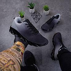 Мужские кроссовки Ривал Спайс Pobedov (черно-антрацит) 43, фото 2