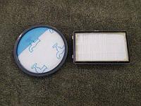 Набор фильтров мотора HEPA + микро контейнера для пылесоса Rowenta ZR005901