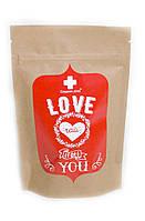 Вкусный чай Любовь,подарочный чай