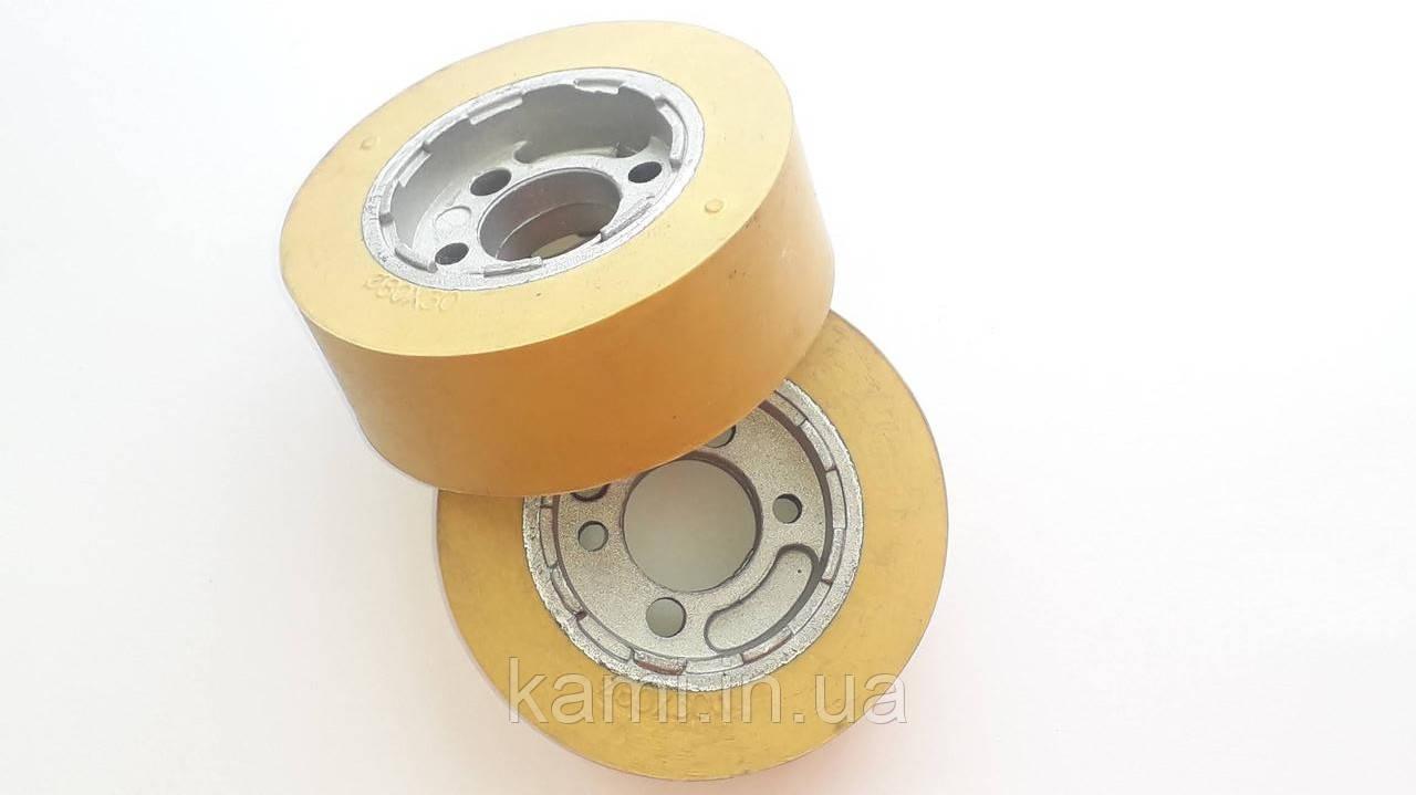 Ролик для автоподатчика 80 х 30 мм