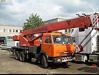 Услуги Автокрана 10-25 тонн