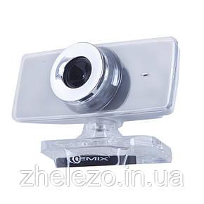 Веб-камера Gemix F9 Gray, фото 2