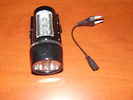 Ліхтар акумуляторний на магніті
