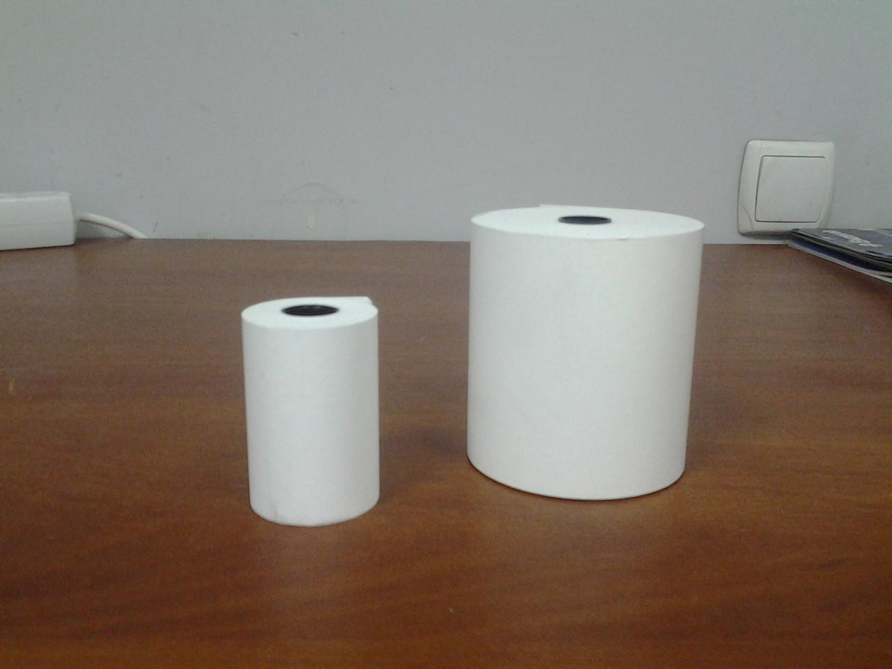 Кассовая лента 57 мм (2 хим слоя)