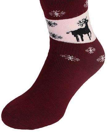 Женские носки с начёсом 37-42 «Корона», фото 2