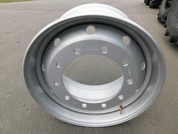 Диск колесный 22,5х11,75 10х335 ET 120 DIA281 (прицеп) диск. тор