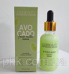 Сыворотка для лица HUDA BEAUTY Avokado увлажняющая 30 мл