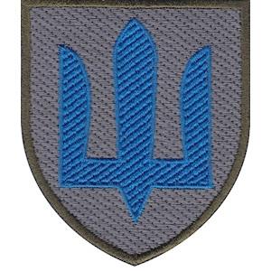 """Шеврон """"Гірська піхота"""" на липучці"""