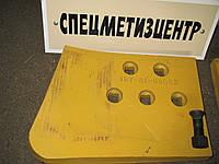 Ножи к отвалу бульдозерные Shantui SD16 16Y-81-00003