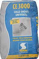 CE 3000 - многофункциональная гипсополимерная шпаклёвка-клей 25 кг