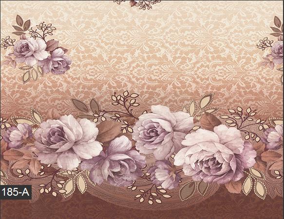 Скатерть на кухню Осенние розы, фото 2