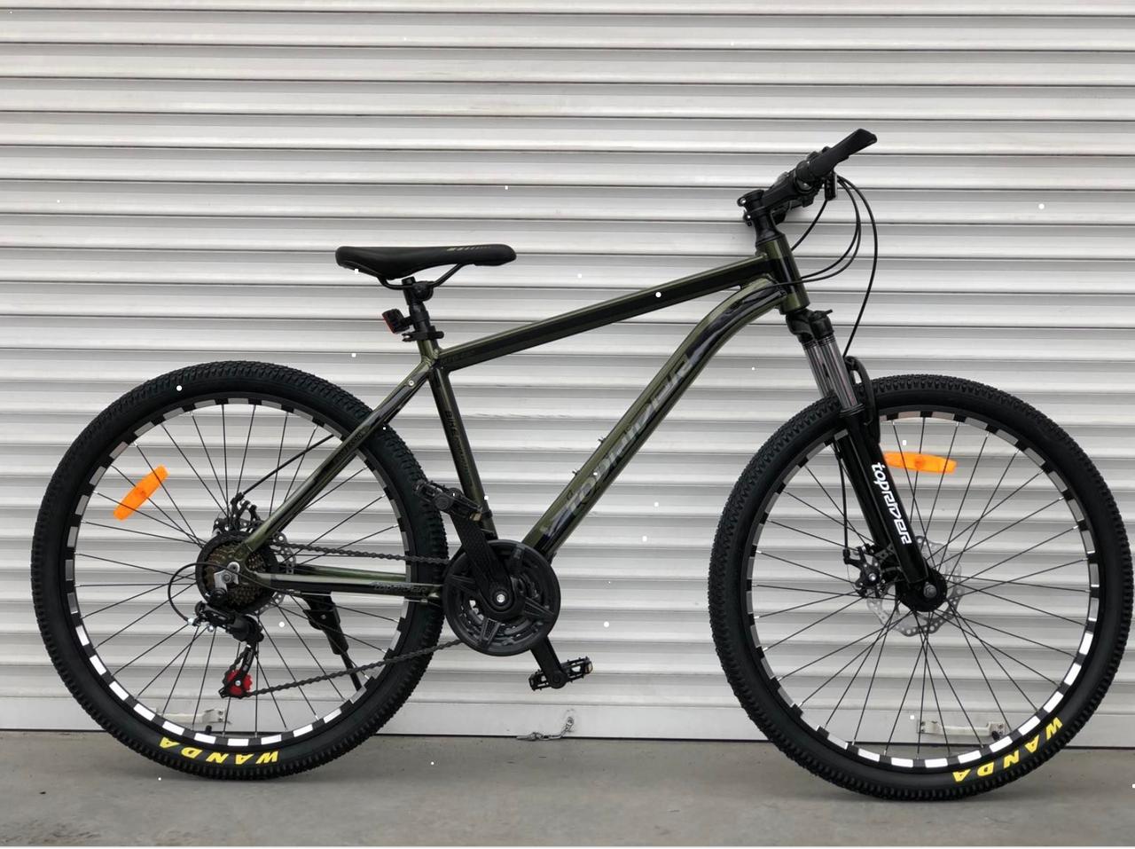 """Горный Велосипед TopRider 26 дюймов""""680"""" Хакки"""