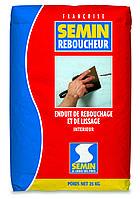 Reboucheur (Francoise) - шпаклевка армированная целлюлозными волокнами Semin 25 кг