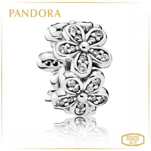 Пандора Разделитель Ослепительные маргаритки Pandora 792053CZ